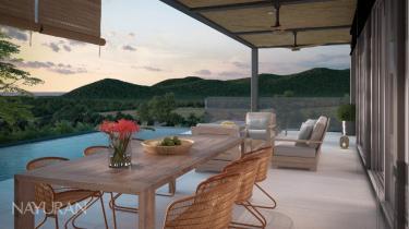 Terrasse/Pool/Aussicht