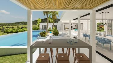 Pool/Terrasse