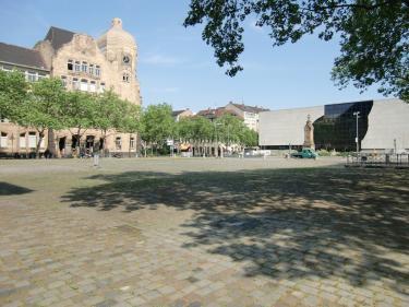 Toulonplatz Mannheim